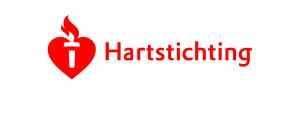 Hartstichting Logo met tekst